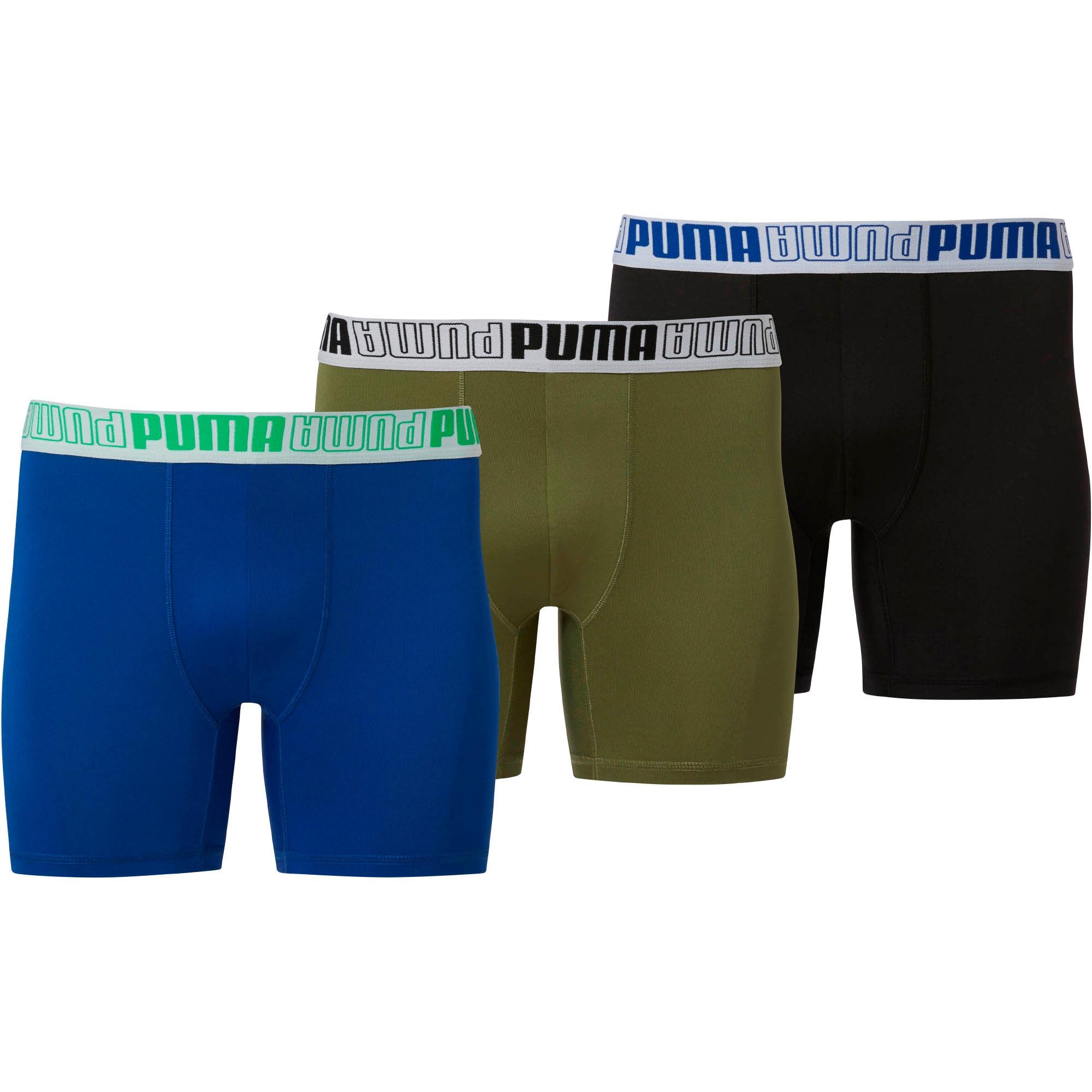 puma long boxer